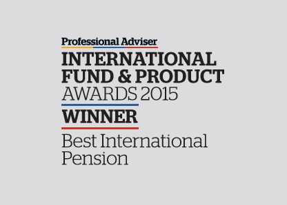 Boal & Co Wins 'Best International Pension' 2015