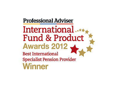 Boal & Co Named 'Best International Specialist Pension Provider' 2012